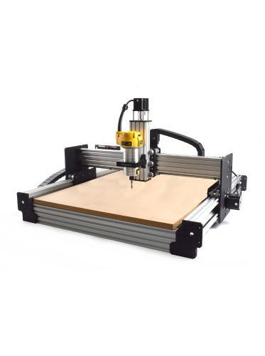 Ooznest - WORKBEE CNC-kone – Täysi sarja (lisävarusteina jyrsin, LASER, kotelo, ohjelmat, terät, kouluvarustelu)