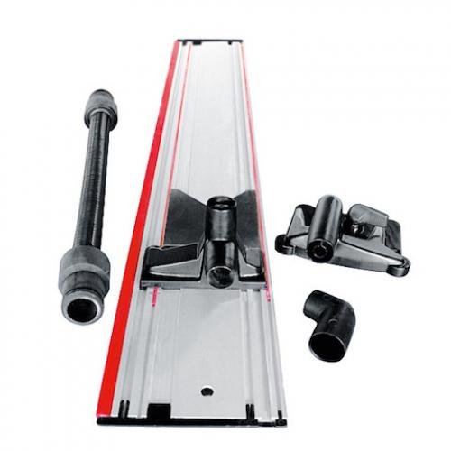 Mafell - Aerofix F-AF 1 suction clamping system, with rail, adapters for above and underneath rail, flexible hose (sopii kiskoille P1, MT, KSS, K, MS