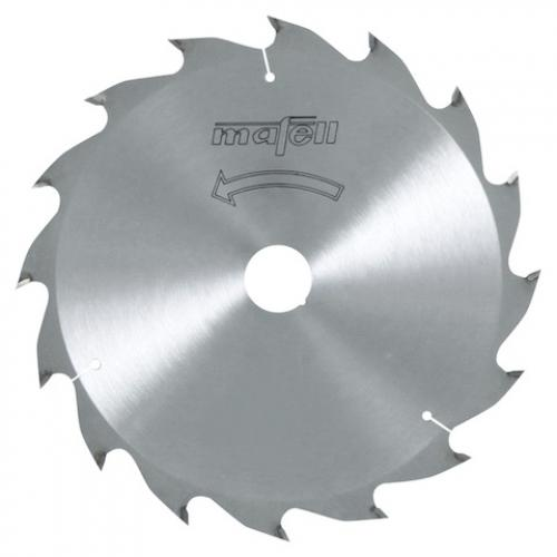 Mafell - TCT pyörösahanterä, 185 x 1.4/2.4 x 20 mm, 16 hampainen, AT (sopii KSS60, K65 sahoille)