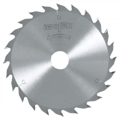 Mafell - TCT pyörösahanterä, 185 x 1.4/2.4 x 20 mm, 24 hampainen, AT (sopii KSS60, K65 sahoille)