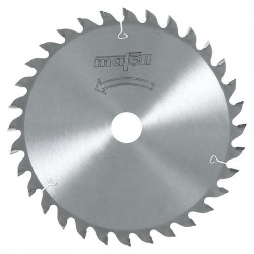Mafell - TCT pyörösahanterä, 185 x 1.4/2.4 x 20 mm, 32 hampainen, AT (sopii KSS60, K65 sahoille)