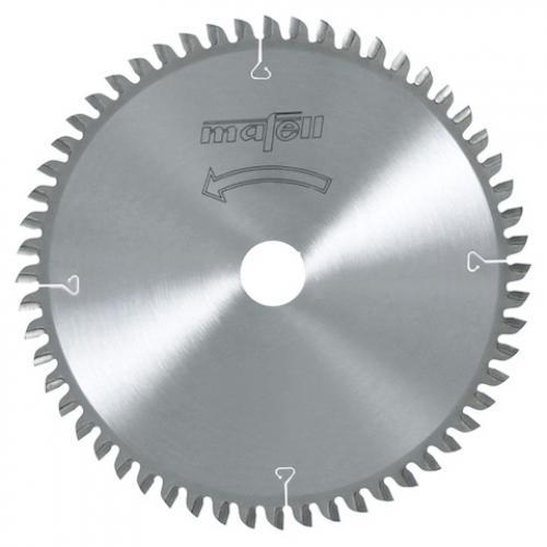 Mafell - TCT pyörösahanterä, 185 x 1.4/2.4 x 20 mm, 56 hampainen, AT (sopii KSS60, K65 sahoille)