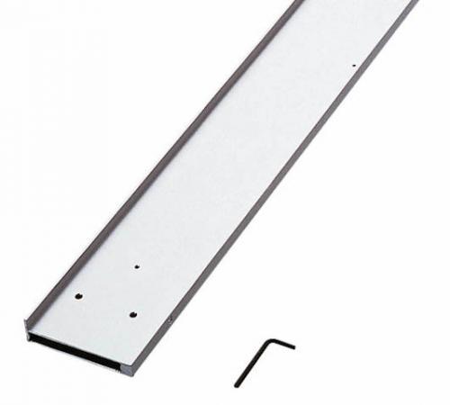 Mafell - ohjainkisko, 3 m (one piece) (sopii ZK, ZSX, MKS, Z sahoille)