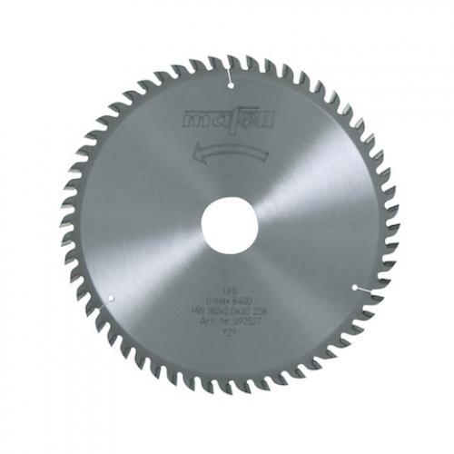 Mafell - TCT pyörösahanterä, 180 x 1,2/2,0 x 30 mm (7 1/16 in.), AT, 56, hampainen (sopii Erika 60 sahalle)