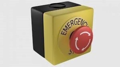Repar2 -  Emergency mushroom stop box