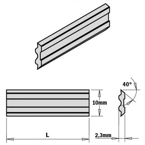 CMT - Tersa Planer & Jointer Knives 100-930MM