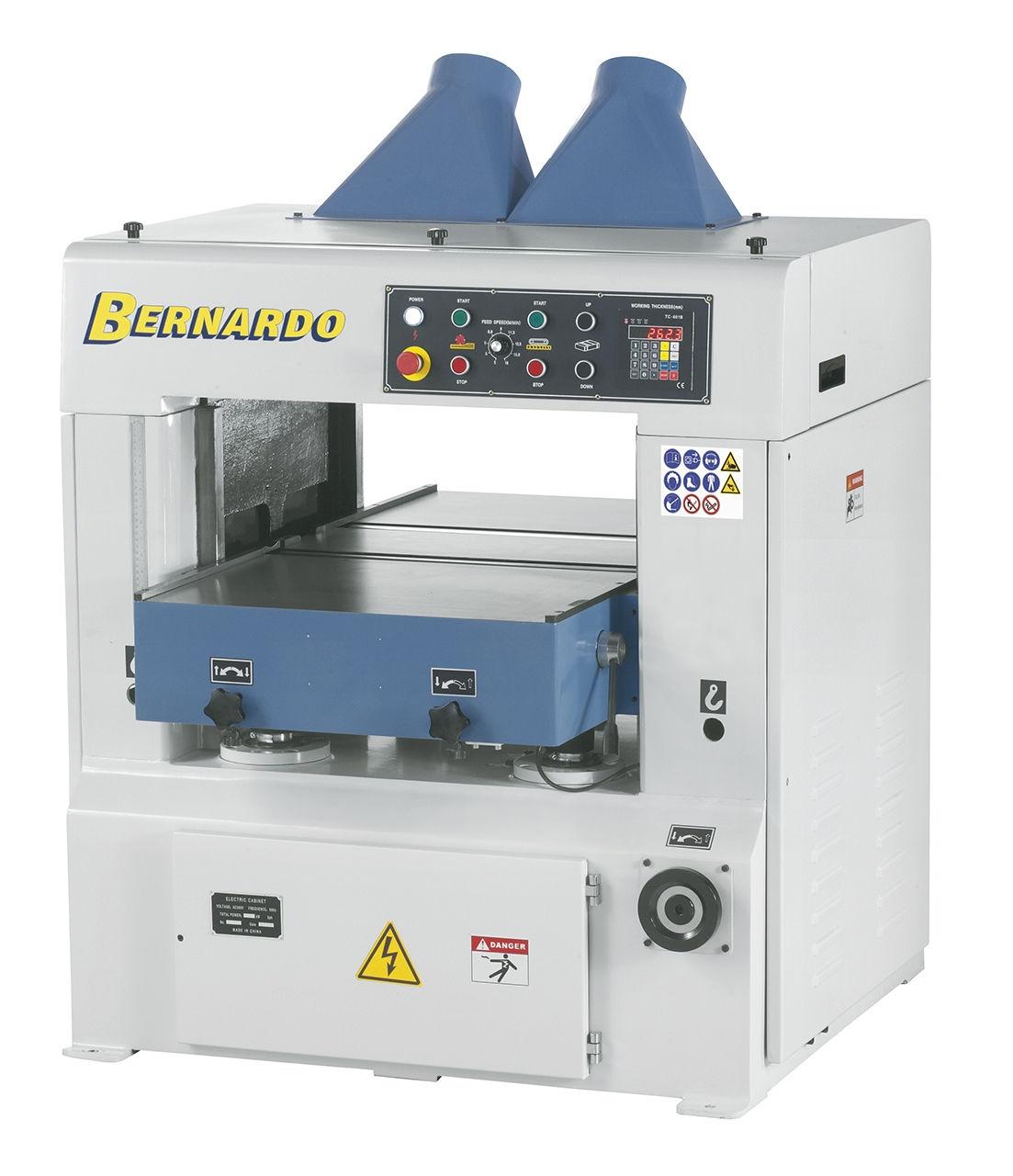 Bernardo - TP 630 D tasohöylä