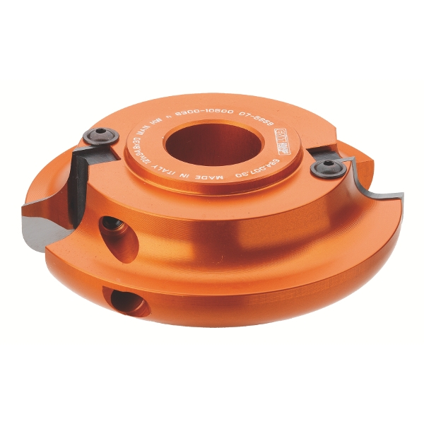 CMT - ROUNDOVER AND COVE CUTTER HEADS