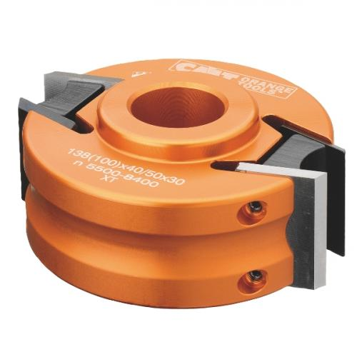 CMT - CUTTER HEADS WITH LIMITERS