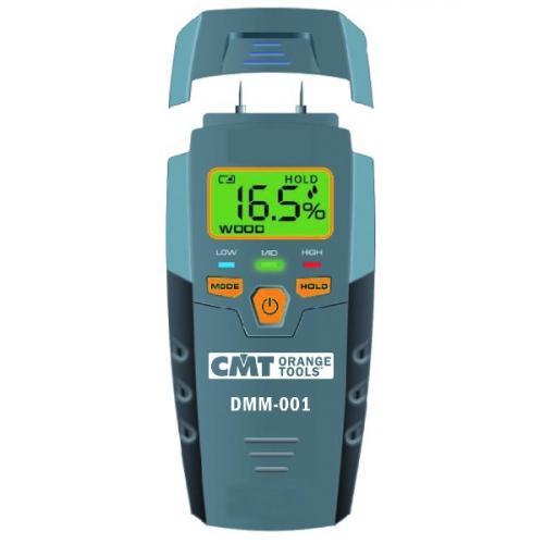 CMT - Digitaalinen kosteusmittari puulle ja rakennusmateriaaleille