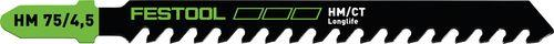 Festool - Pistosahanterä HM 75/4,5