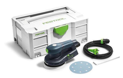 Festool - Epäkeskohiomakone ETS EC 125/3 EQ-Plus
