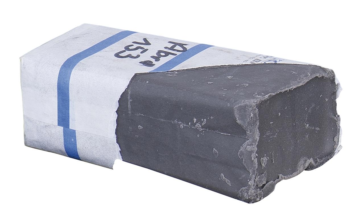 Bernardo - Kiillotuspasta, Abra 153 (musta) Alumiinille