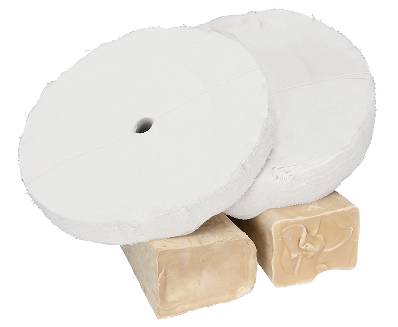 Bernardo - Kiillotussetti muoville ø 250 x 25 mm, ø 20 mm, 4-os.