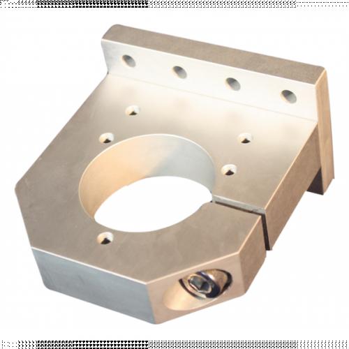 Ripustus 43mm jyrsinkaralle CNC-koneelle (20mm kiinnitysreikien jaotus - sopii mm. Workbee koneelle)