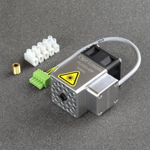 OPT Laser - 6W Laser CNC-koneille ja 3D-printtereille - Perusmalli - PLH3D-6W-Hobby