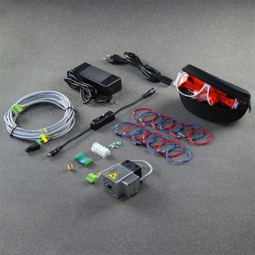 OPT Laser - 6W Laser - Perusmalli - PLH3D-6W-Hobby - Universal-setti (sopii lähes kaikille CNC-koneille) - EI YLEISADAPTERIA