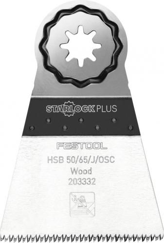 Festool - Puusahanterä HSB 50/65/J/OSC/5