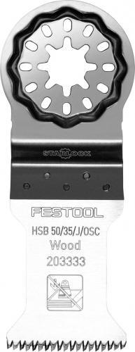 Festool - Puusahanterä HSB 50/35/J/OSC/5