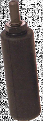 KIRJES - model 130 Ø 28mm, H 80mm, shaft 8mm