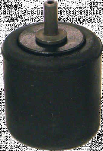 KIRJES - model 140 Ø 42mm, H 44mm, shaft 6mm
