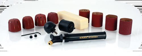 KIRJES - Basic sanding kit KJ140R, KJ140, sleeves, pump, KJ921