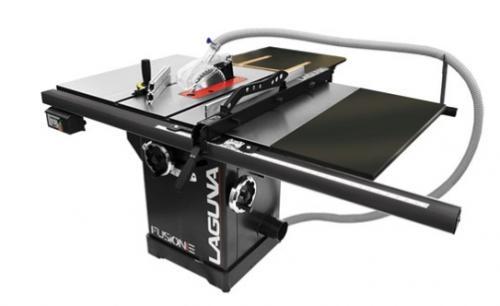 Laguna - Fusion 3 - Cabinet makers -tyyppinen pöytäsaha - UUSI malli
