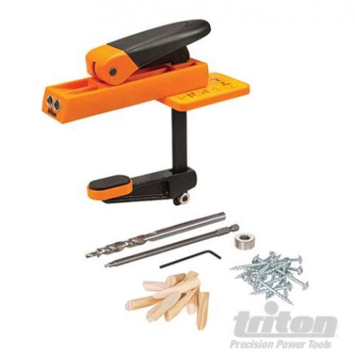 Triton - T4 Easy-Set Pocket-Hole Jig