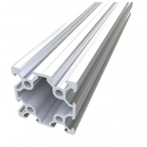 Alumiiniprofiili - V-ura - kirkas anodisoitu - 40x40mm | 750mm