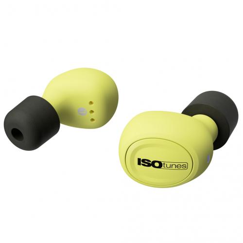 ISOtunes FREE teollisuusmalli (EN352) - Täysin langattomat nappikuulosuojaimet