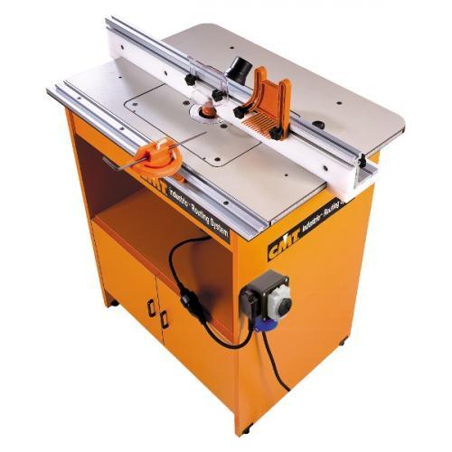 CMT - Jyrsinpöytä ammattikäyttöön (CMT7E-jyrsimellä 2400W) - CE-hyväksytty