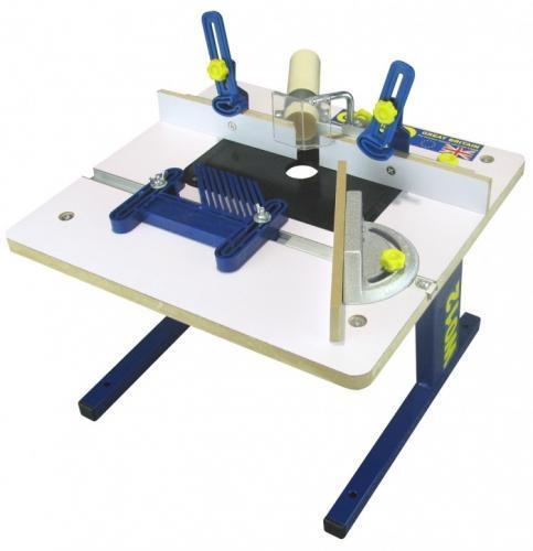 W012 - Jyrsinpöytä - Pöytämalli