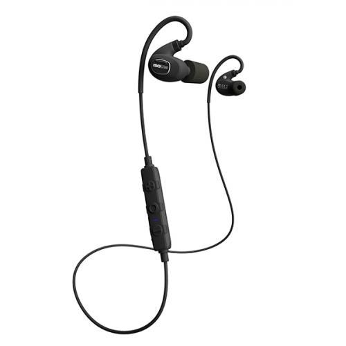 ISOtunes PRO 2.0 - Bluetooth 5.0 Ear protector & headphones & hands free - Black