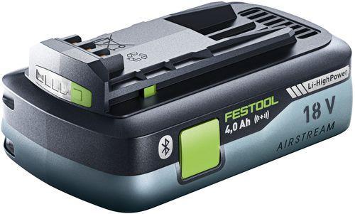 Festool - HighPower-akku BP 18 Li 4,0 HPC-ASI