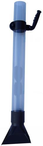 Charnwood - Lattian siivoussarja puruimurille. 100mm