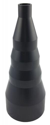 Pykälletty supistaja - 100mm, 75mm, 63mm, 50mm, 25mm