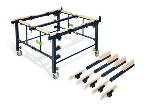 Festool - Mukana kuljetettava saha- ja työpöytä STM 1800