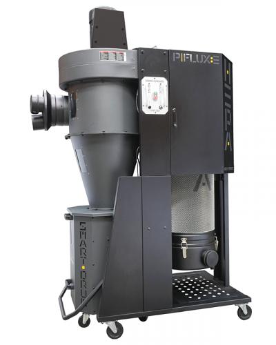 Laguna - P Flux 3/3 –  Sykloni-puruimuri 2200W / 3831m3/h - HEPA-suodattimella - 3-vaihe 415V