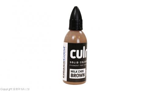 CULR Epoxy Pigment - Milk Choc Brown 20ml