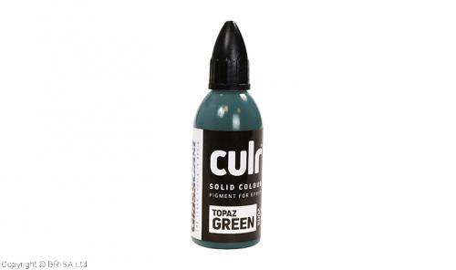 CULR Epoxy Pigment - Topaz Green 20ml