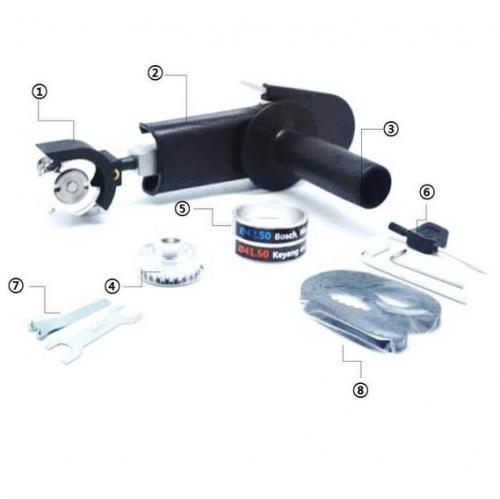 Manpa - Belt Cutter - Basic Kit - M14