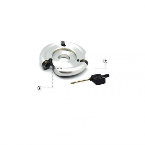 "Manpa - Circular Cutter 3"" 12mm - M14"