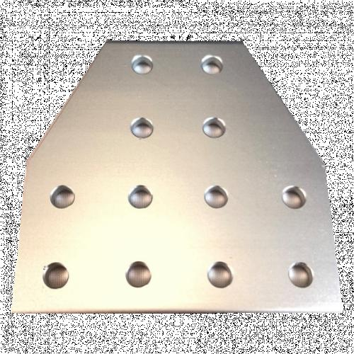 40x40 T Joining Plate
