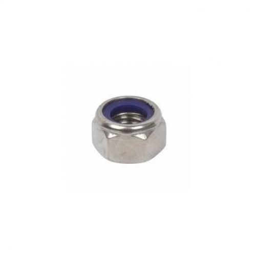 Nylon Insert Hex Locknut - Size : M4