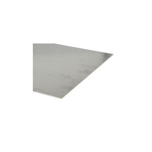 Raw Aluminum Sheet 330x500mm - 6mm
