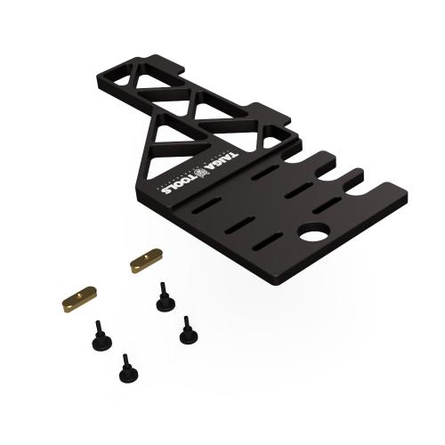 Taiga Tools - Hybrid Rail Square - Fits Festool, Mafell & DeWalt rail models