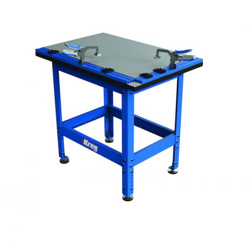 Kreg Clamp Table w/ Multi-Purpose Shop Stand and Automaxx Clamps