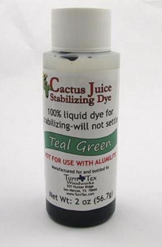 Stabilointi väriaine VIHREÄ - 56,7g (Teal Green - 2OZ)