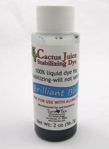 Stabilointi väriaine SININEN - 56,7g (Brilliant Blue - 2OZ)