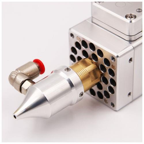 High Pressure Air-Assist Nozzle for Laser Cutting and Engraving